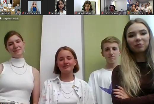 Школьники Томска с кураторами – студентами ТГУ выиграли Битву проектов