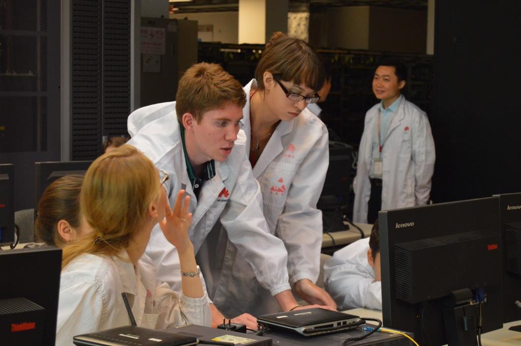 Студенты и аспиранты ТГУ участвуют в конкурсе на IT-стипендию «Хуавей»