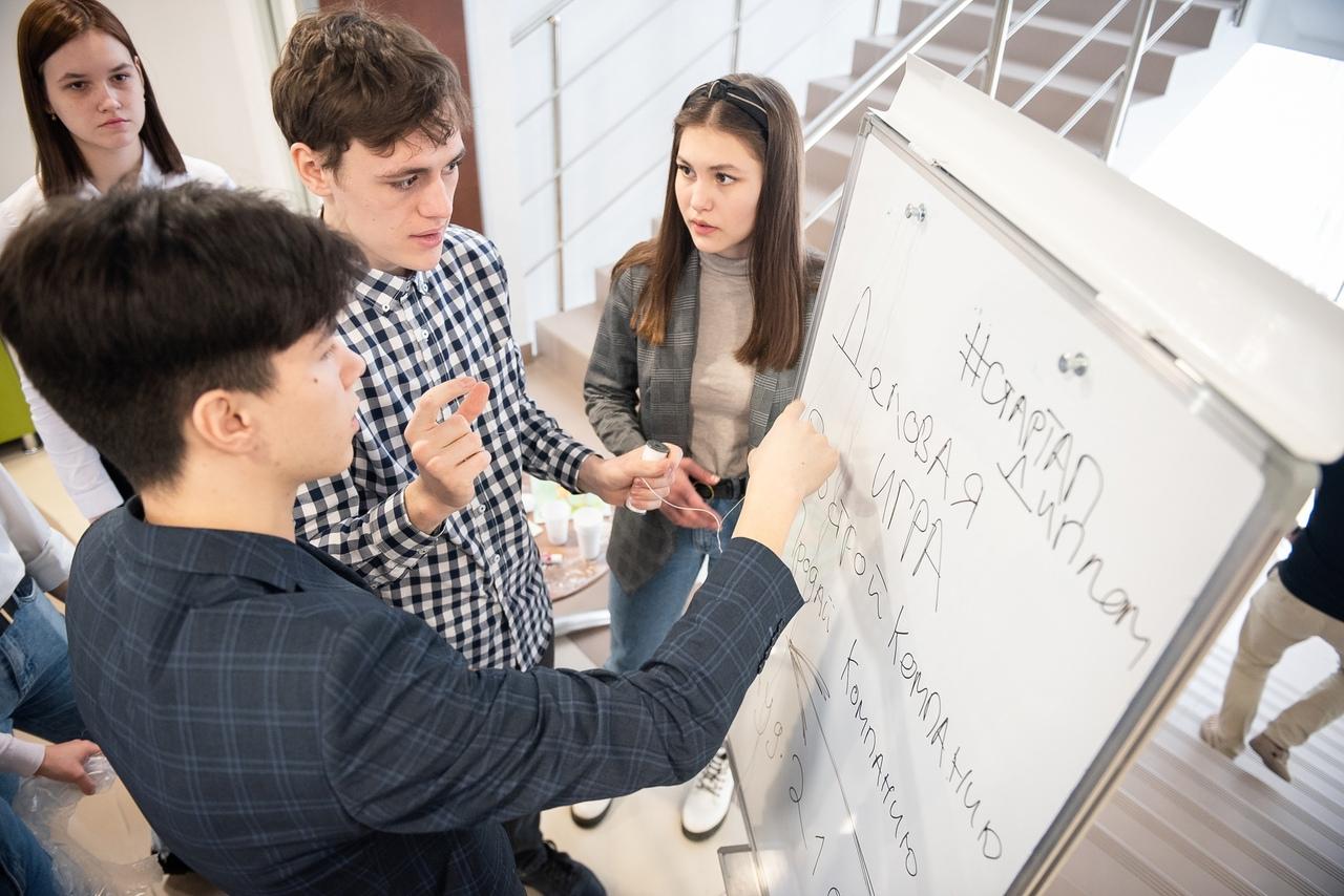 Студенты – победители деловой игры смогут защитить #стартапдиплом