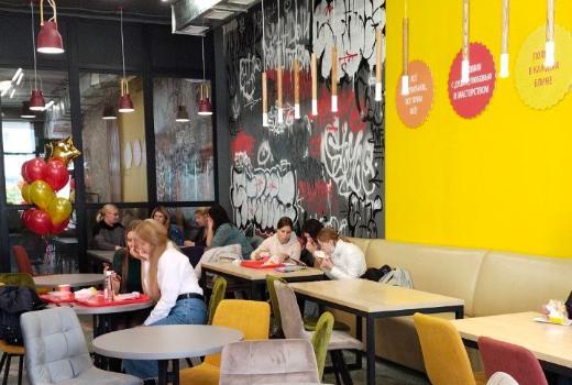 Где поесть в ТГУ: Обновлена инфраструктура питания университета